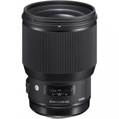 Sigma 85mm f/1.4 DG HSM Art Lens for Canon/Nikon