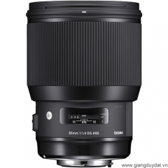 Sigma 85mm f/1.4 DG HSM Art Lens for Canon/Nikon/Sony