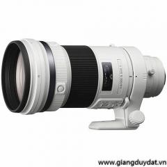 Sony 300mm F/2.8G II
