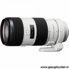 Sony 70-200mm f/2.8 G SSM II