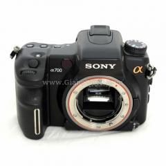 Sony Alpha DSLR-A700