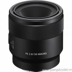 Sony FE 50mm f/2.8 Macro (chính hãng)