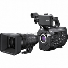 Sony PXW-FS7M2 4K XDCAM Super 35 Camcorder Kit with 18-110mm f/4G OSS