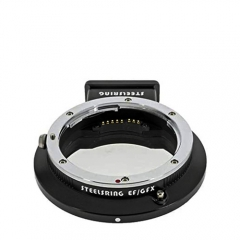 Steelsring Auto Focus Auto Adapter for Canon EF Lenses to Fuji GFX
