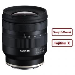 Tamron 11-20mm f/2.8 Di III A RXD
