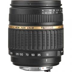 Tamron 18-200mm f3.5-6.3 XR Di-II LD