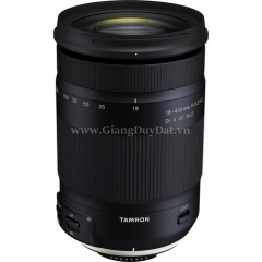 TAMRON 18-400MM F/3.5-6.3 DI II VC HLD for Ni/Ca