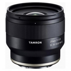 Tamron 20mm F/2.8 Di III OSD for Sony E Mount