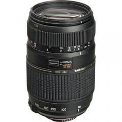 Tamron 70-300mm f/4-5.6 Di LD Macro for Nikon/ Canon