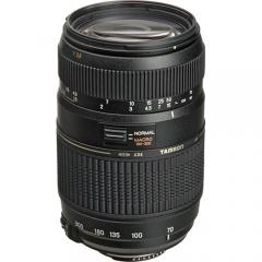 Tamron 70-300mm f/4-5.6 Di LD Macro for Nikon/ Canon