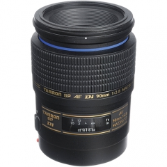 Tamron 90mm f2.8 SP Di MACRO 1:1 VC USD for Pentax