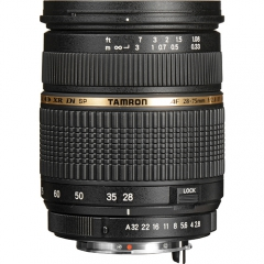 Tamron AF 28-75mm f/2.8 XR Di LD for Canon/ Nikon