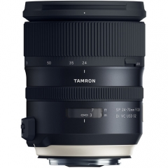 Tamron SP 24-70mm f/2.8 DI VC USD G2 for Canon/ Nikon