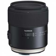 Tamron SP 45mm f/1.8 Di VC USD for Canon/ Nikon