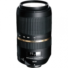 Tamron SP 70-300mm f4-5.6 Di VC for Nikon/ Canon