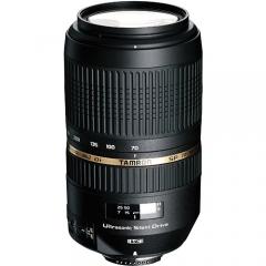 Tamron SP 70-300mm f/4-5.6 Di VC for Nikon/ Canon