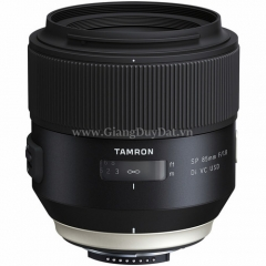 Tamron SP 85mm f/1.8 Di VC USD for Ni/Ca