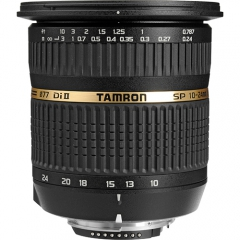 Tamron SP AF 10-24mm f/3.5-4.5 DI II Zoom for Canon/ Nikon