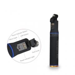 Tay cầm kiêm pin sạc dự phòng KINGMA cho Gopro dung lượng 5200mah thích hợp cho gopro 5 6 7 8 9