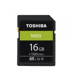 Thẻ Nhớ SDHC Toshiba 16GB - 100MB/s
