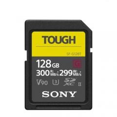 Thẻ nhớ Sony SDXC 128GB SF-G series TOUGH UHS-II V90 U3 300MB/s