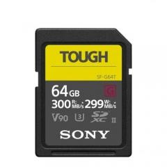Thẻ nhớ Sony SDXC 64GB SF-G series TOUGH UHS-II V90 U3 300MB/s