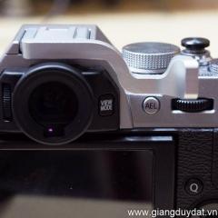 ThumbUp Fujifilm X-T10 X-T20 Silver