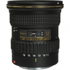 Tokina 11-16mm f2.8 AT-X PRO DX-II for Canon Nikon