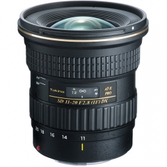 Tokina 11-20mm f2.8 AT-X PRO DX for Canon/ Nikon
