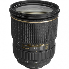 Tokina 16-50mm f2.8 AT-X PRO DX for Nikon