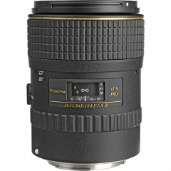 Tokina AT-XM 100mm F2.8 Macro Pro D for Nikon/ Canon