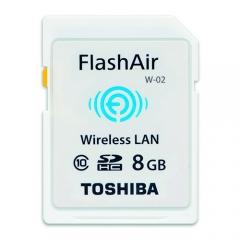 Toshiba SD 16GB 8GB FlashAir Wifi (chính hãng)