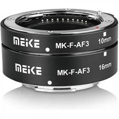 Tube Macro AF Meike MK-F-AF3 for Fujifilm