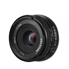 Veledge 32mm f/1.6 For Fujifilm X