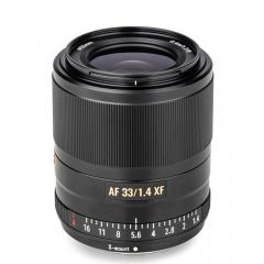 Viltrox AF 33mm F/1.4 for Sony