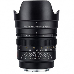 Viltrox PFU RBMH 20mm f/1.8 Cine