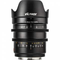 Viltrox S 20mm T2.0 Cine