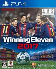 Winning Eleven (PES) 2017 (chính hãng)