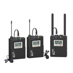 Wireless Microphone LWM-338C (Double)