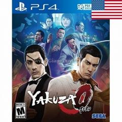 Yakuza 0 - US (chính hãng)