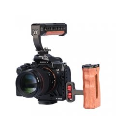 YC Onion Professional Cage Kit for Sony Alpha 7S III A7S III A7S3 A1