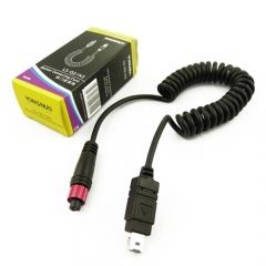 YONGNUO LS-02 shutter cable for RF-602 and YN-126 (N3)
