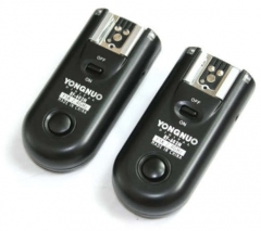 Yongnuo Rf 603 II Wireless Flash Trigger Set For D90 D5100 D5200 D5300 D7000 D7100 D600 D610 D750