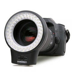 YONGNUO WJ-60 Macro Ring Photography Continuous LED Light for Canon Nikon
