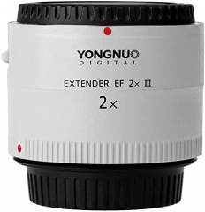 Yongnuo YN-2.0X III Teleconverter Extender Auto Focus
