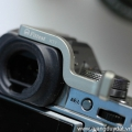 Fujifilm X-T1 Thumb Grip by Silver 3