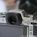 Fujifilm X-T1 Thumb Grip by Silver 4