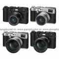 Fujifilm X100F 4
