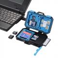 Hộp đựng thẻ CF SD XQD micro SD card 2