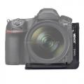 L-plate for Nikon D850 5